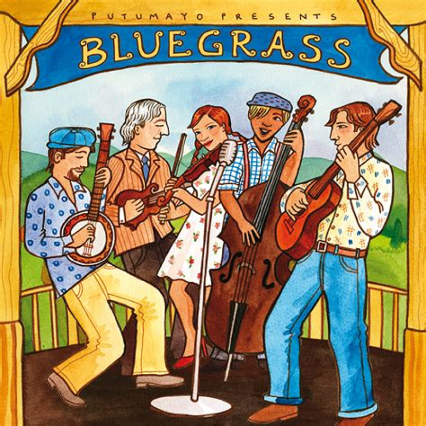 Best of Bluegrass with Trevor Ruffell