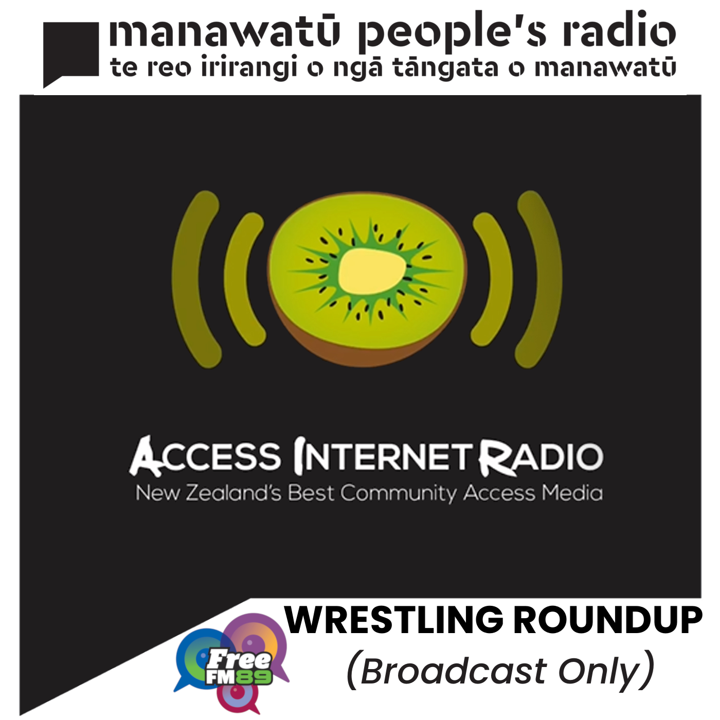 Wrestling RoundUp (Broadcast Only)
