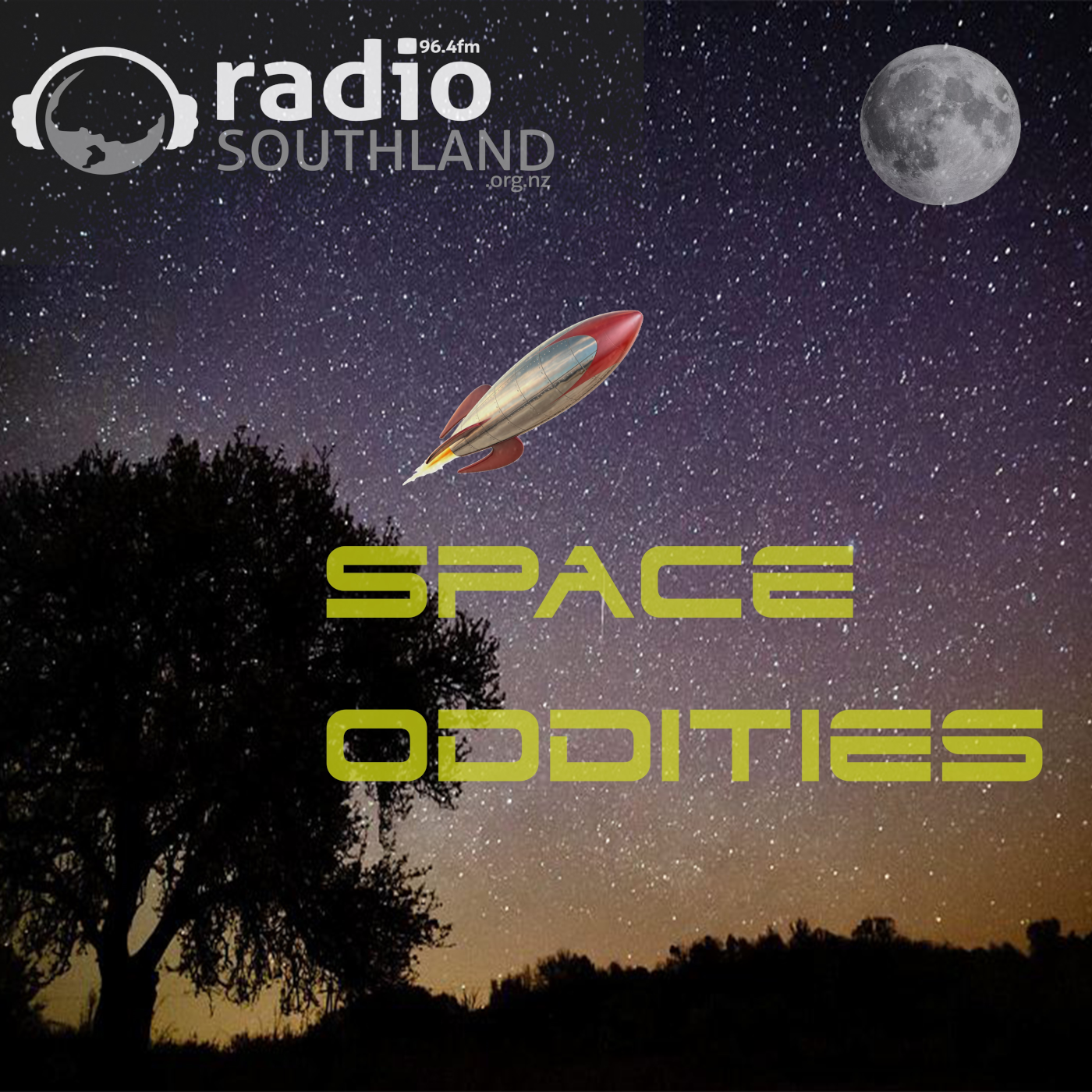 Space Oddities - Mike and Rachael