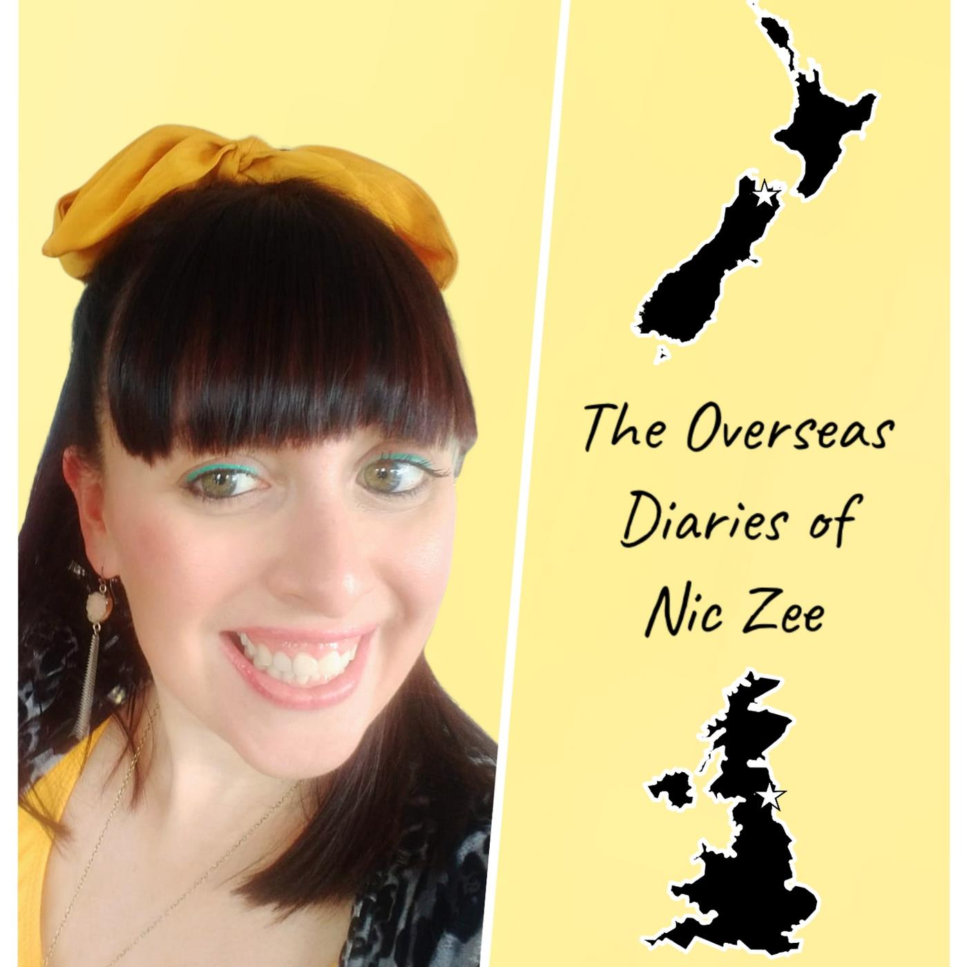 The Overseas Diaries of Nic Zee