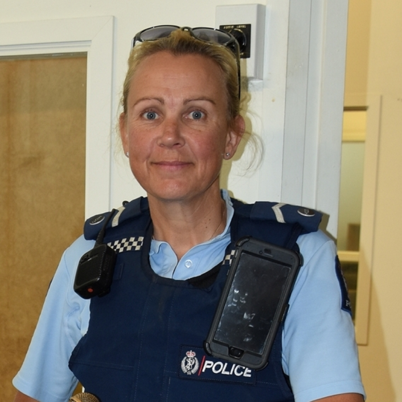 On the Beat with Constable Deb Potter