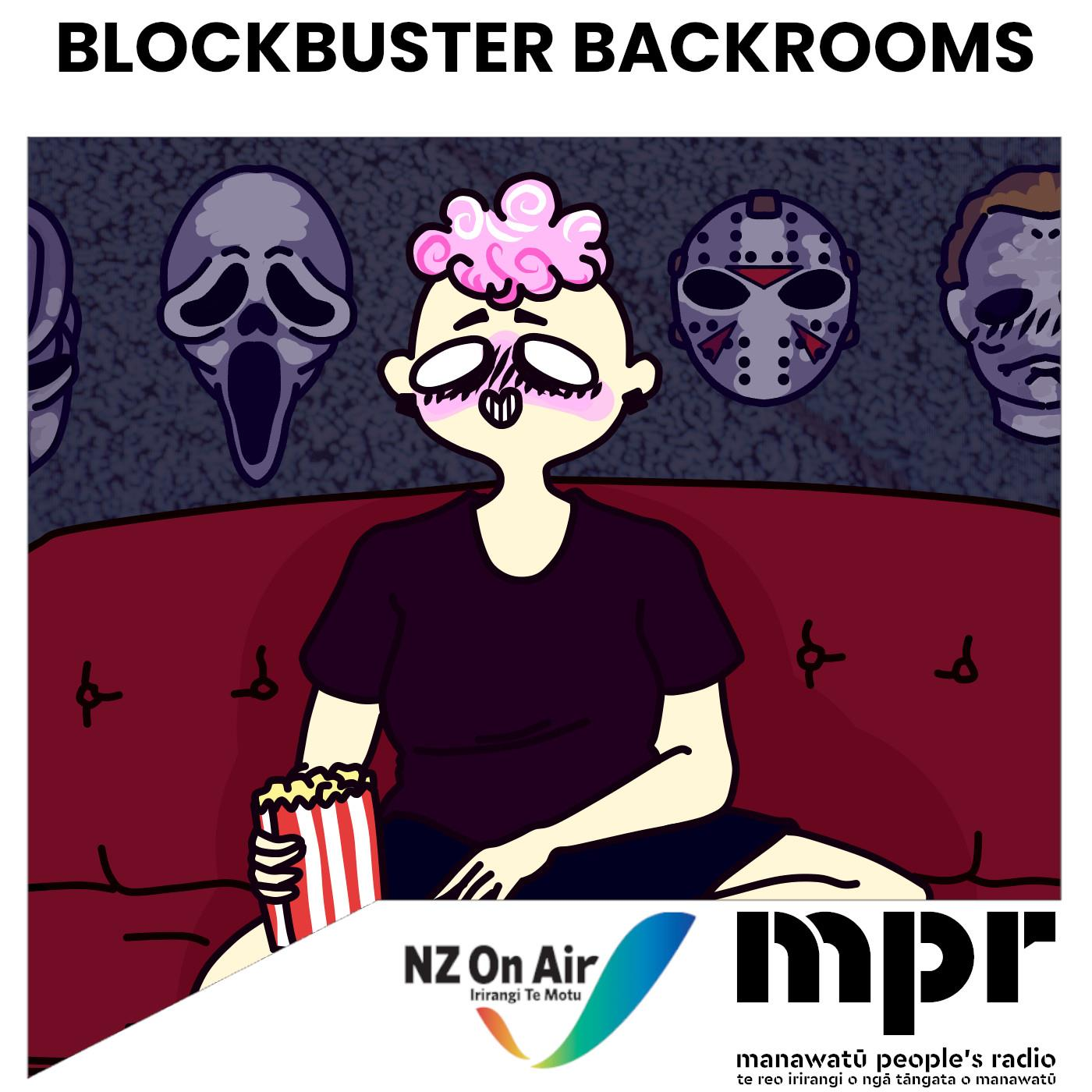 Blockbuster Backrooms