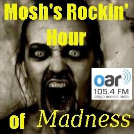 Mosh's Rocking Hour of Madness - 23-06-2018