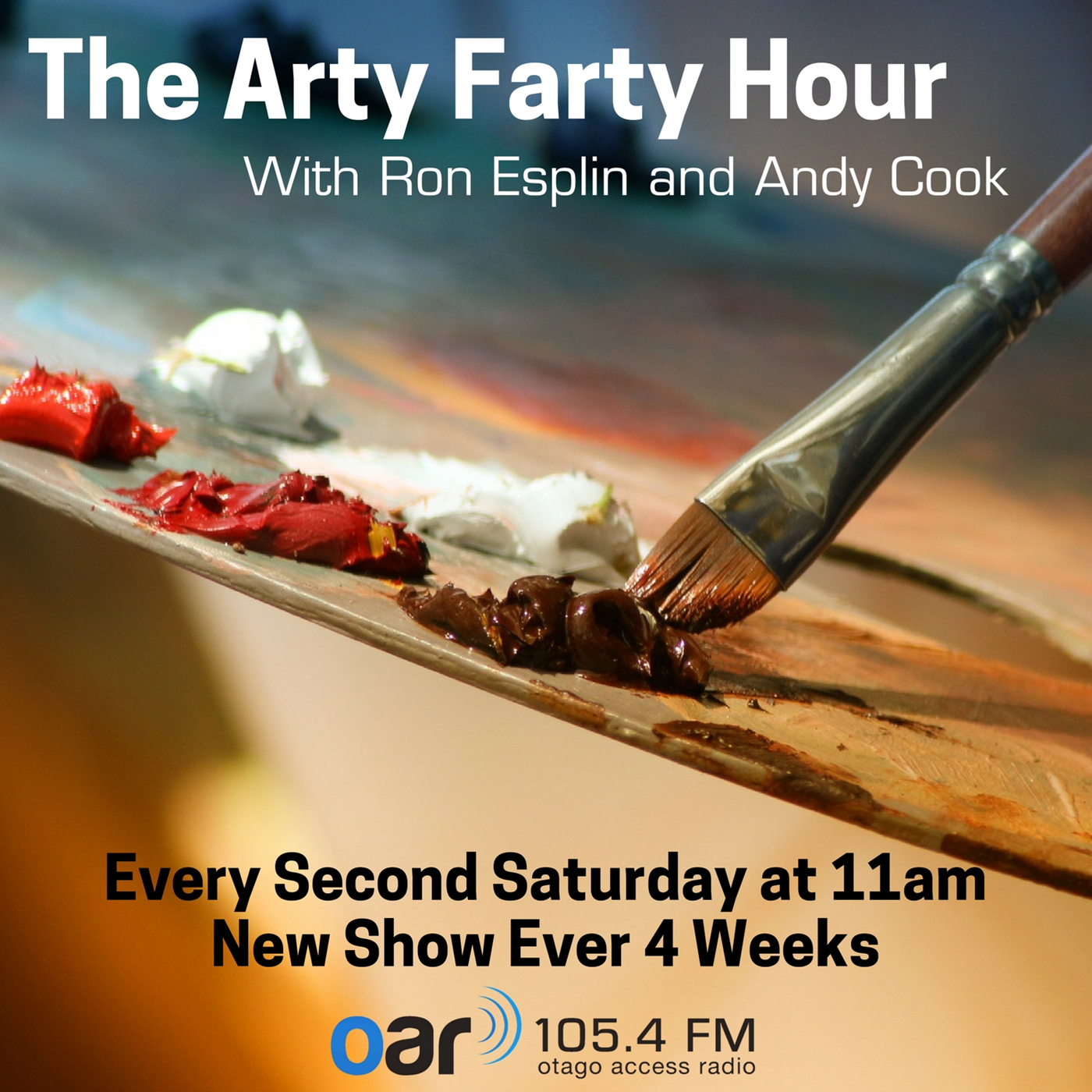 Arty Farty Hour