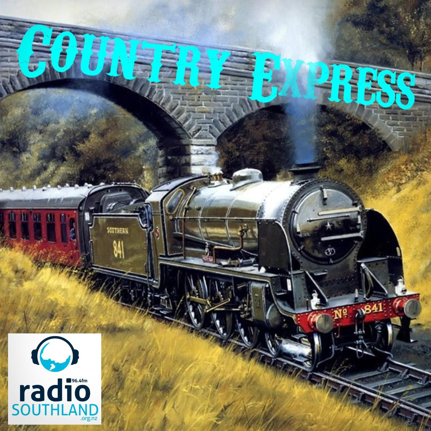 Country Express - Noel Parry