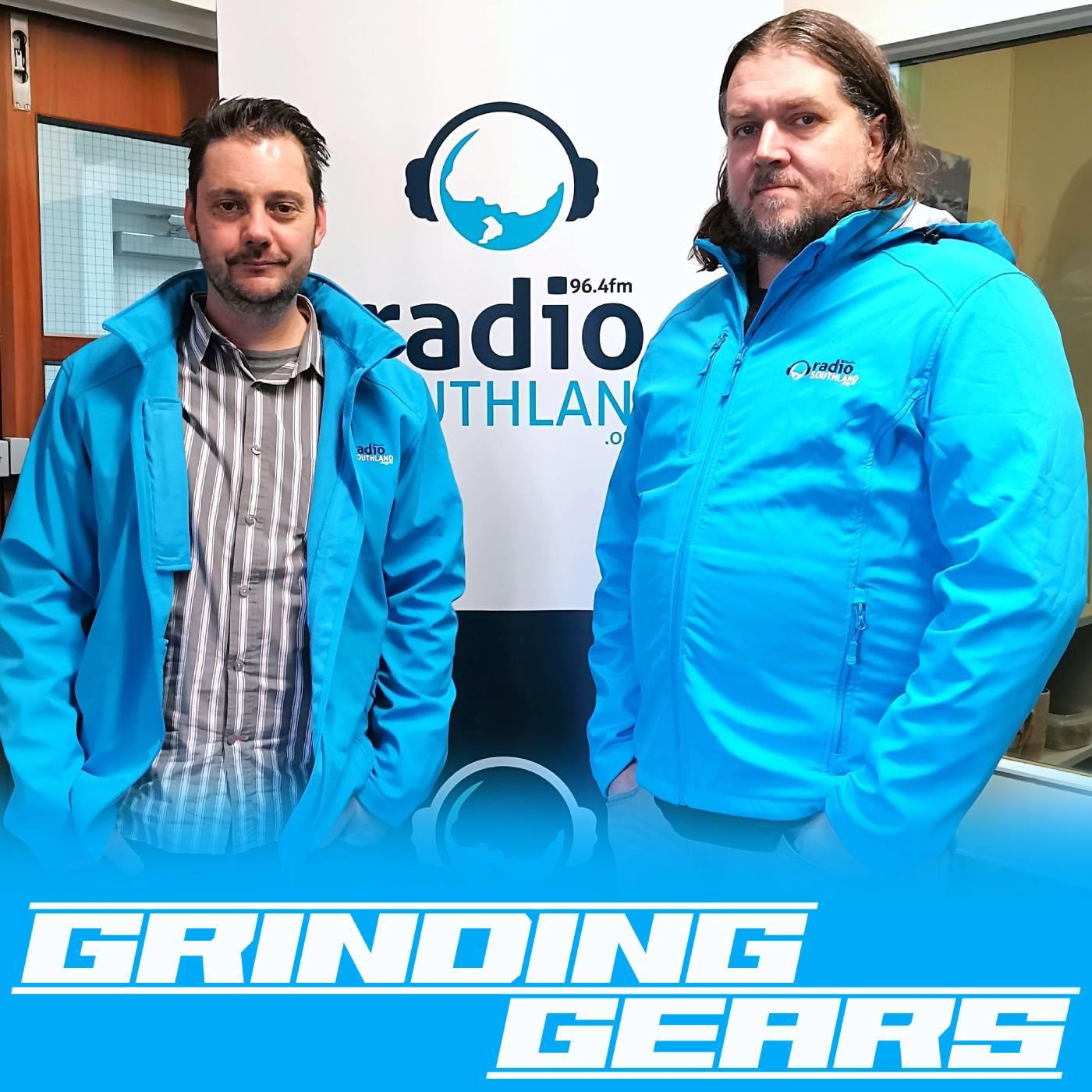 Grinding Gears - Pete and Aaron