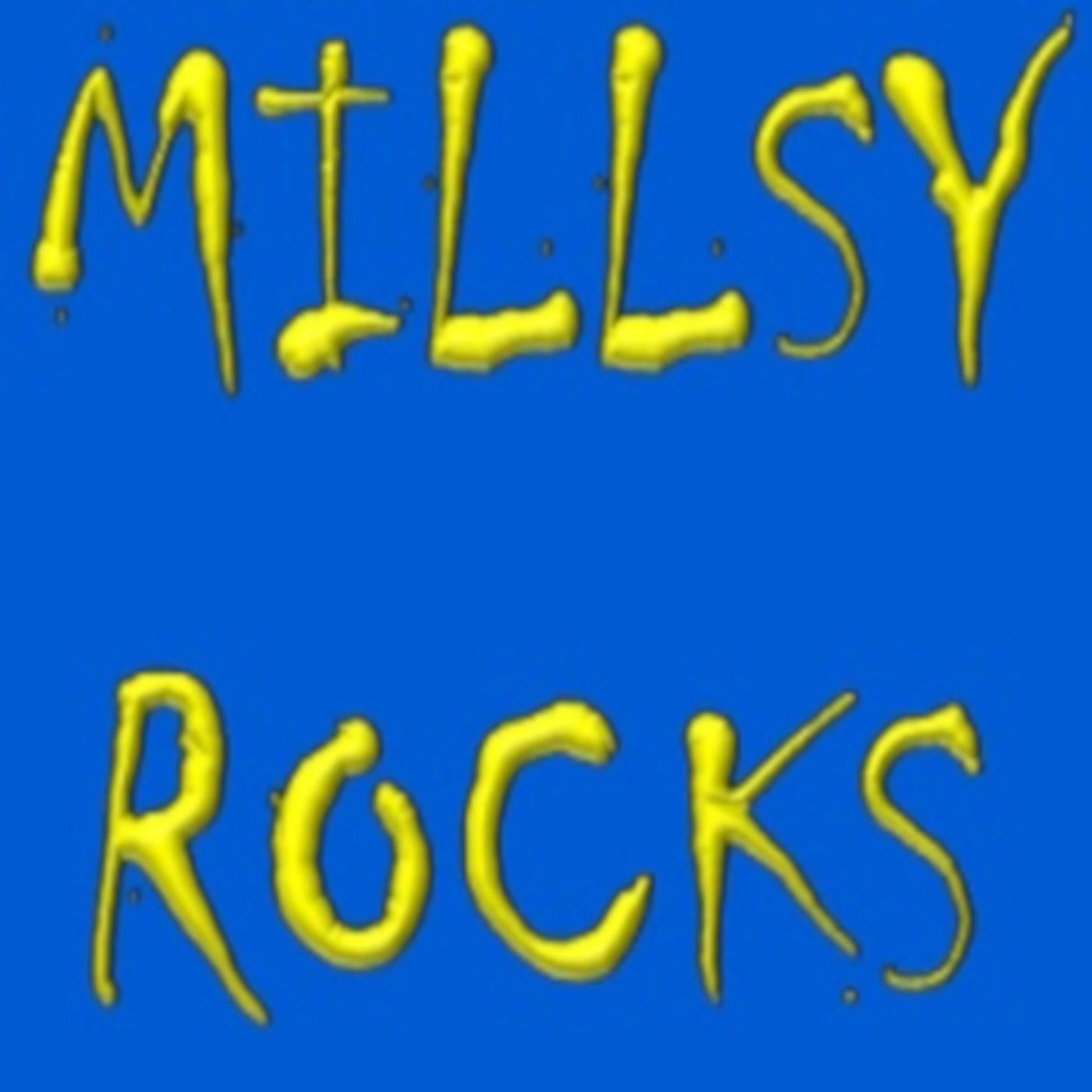 Millsy Rocks - Carl Mills Rock Metal Show