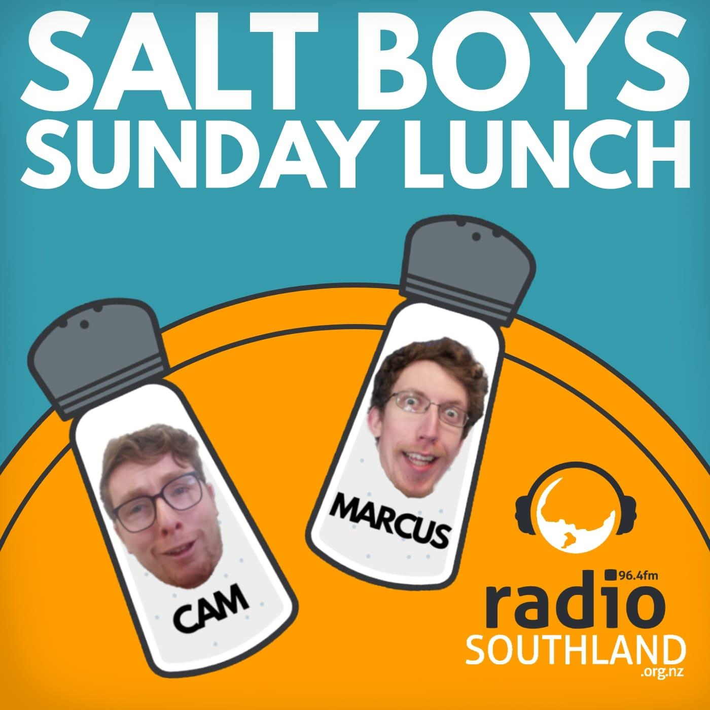 Salt Boys - Marcus and Guests