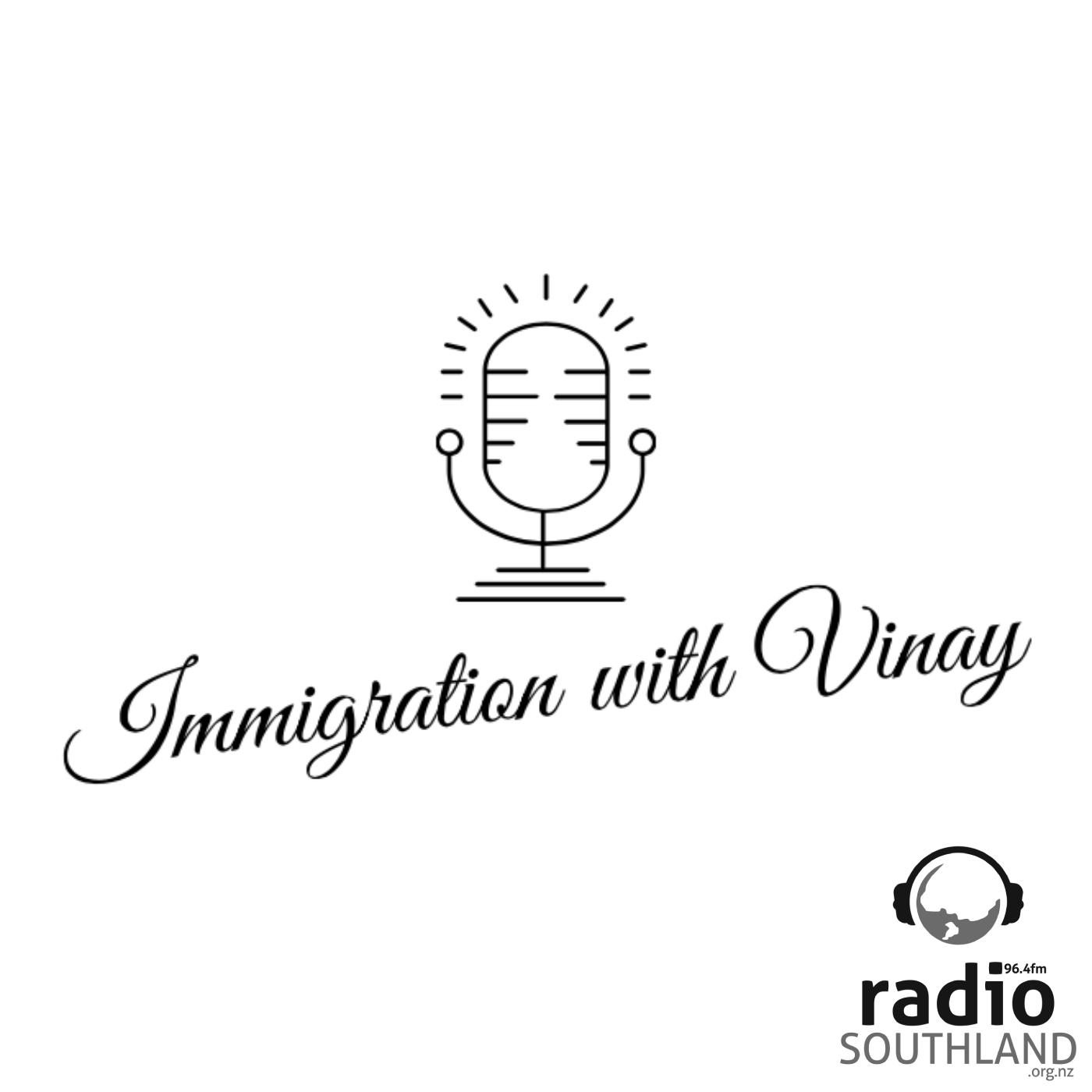 Immigration with Vinay